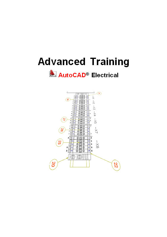 AutoCAD Electrical advanced training